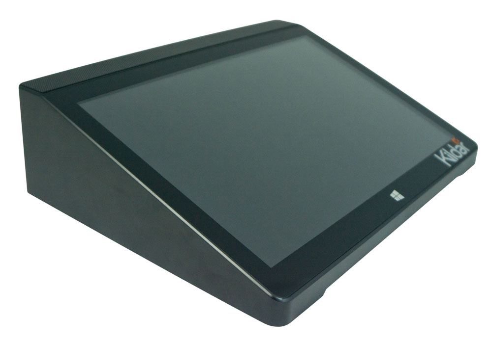 KILDAR - POS Touch Screen Terminals - DataTouch T1081 - Left
