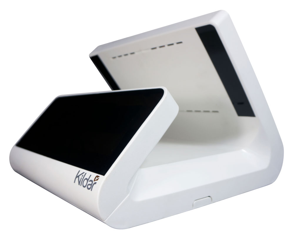 KILDAR - POS Touch Screen Terminals - DataTouch T1271 - Left