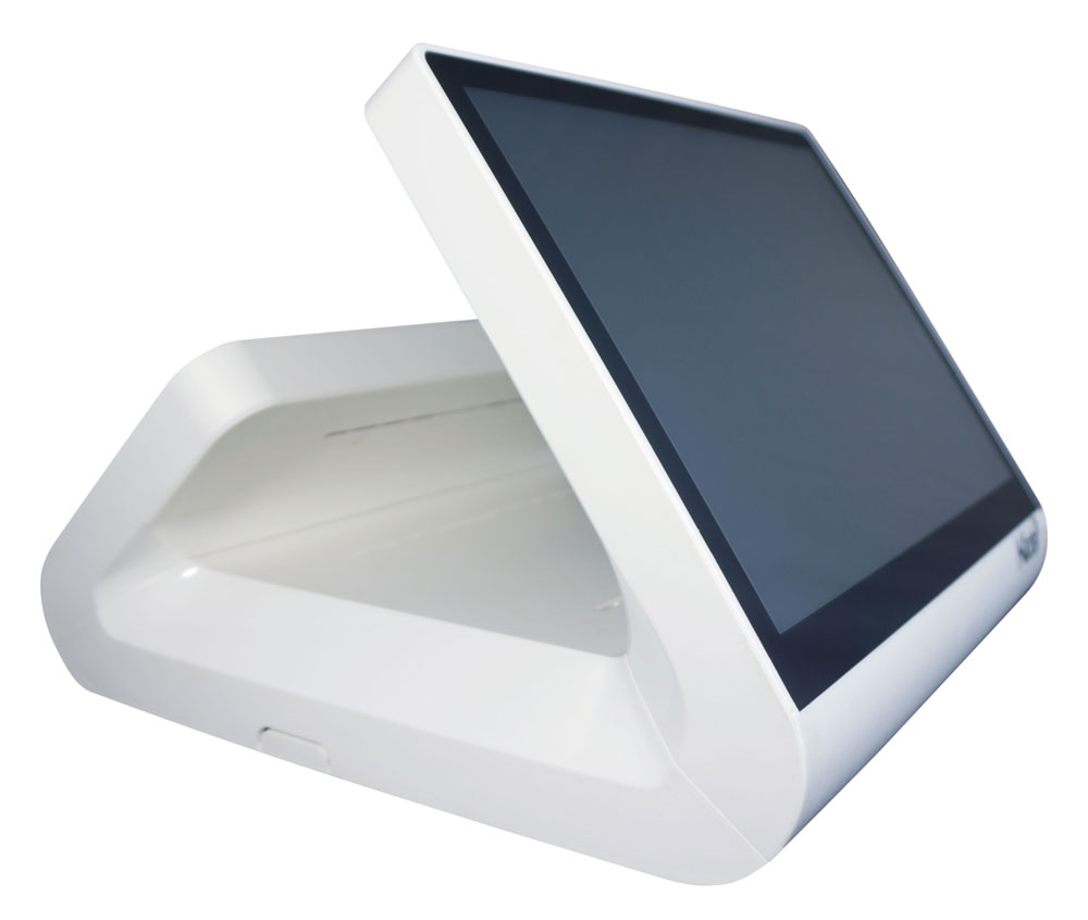 KILDAR - POS Touch Screen Terminals - DataTouch T1271 - Right side