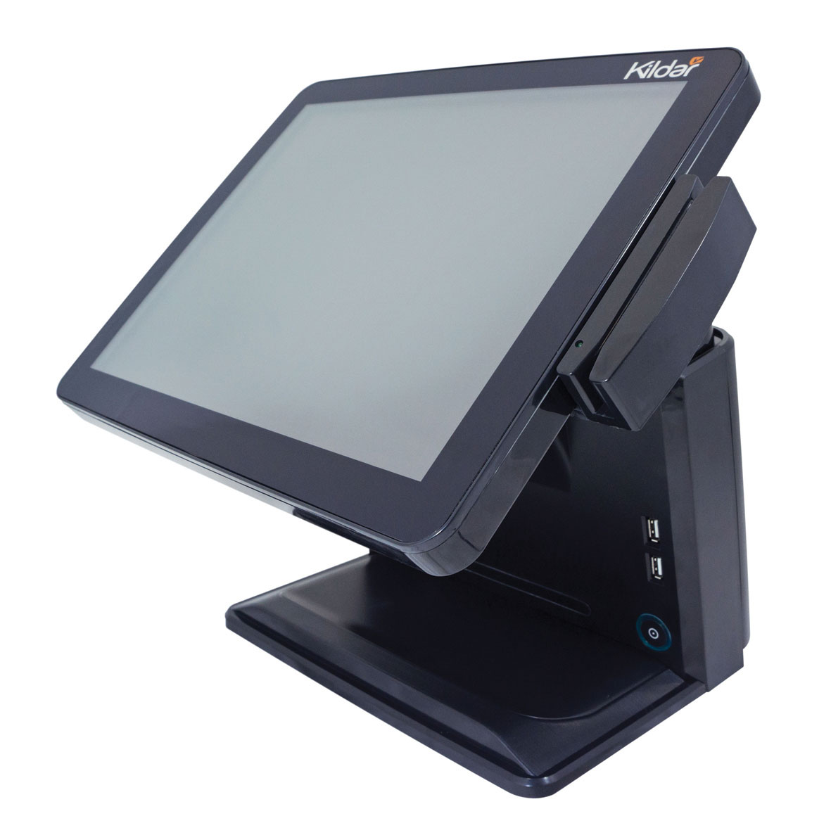 KILDAR - POS Touch Screen Terminals - DataTouch T1573 - Left Side